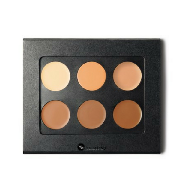 Milki Way Makeup Artist Contour Kit